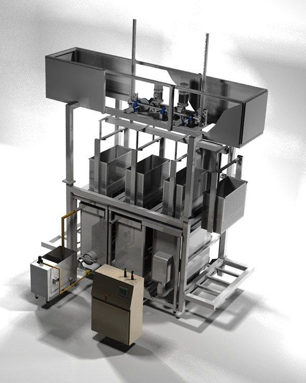 Lavatrici Ultrasuoni MDV-1200