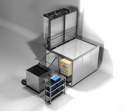 Impianti Ultrasuoni Lifter carichi pesanti